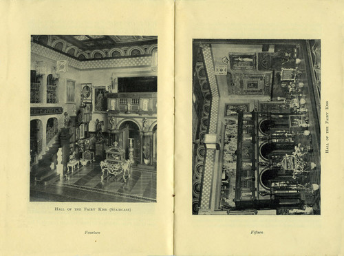 Wilkinson, Neville - Titania's Palace : Illustrated Guide & Postcards- 23rd Edition - 1926 - Dolls' House Miniatures - Mount Merrion