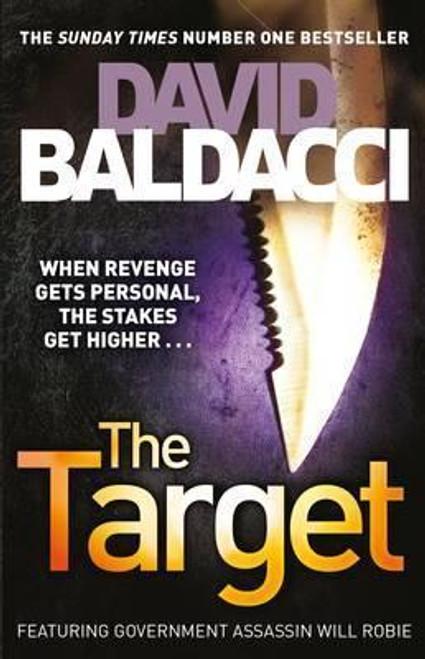 Baldacci, David / The Target (Large Paperback)