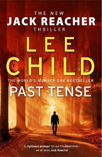 Child, Lee / Past Tense (Large Paperback)