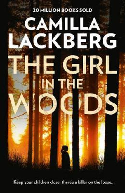 Lackberg, Camilla / The Girl in the Woods (Large Paperback)
