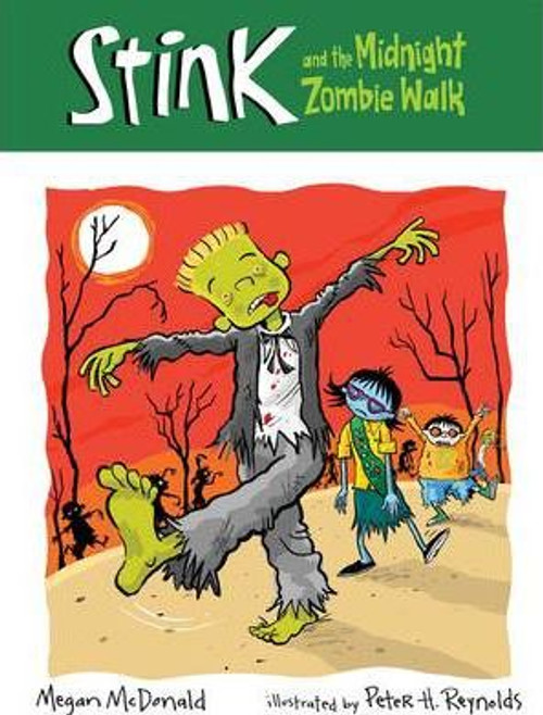 McDonald, Megan / Stink and the Midnight Zombie Walk