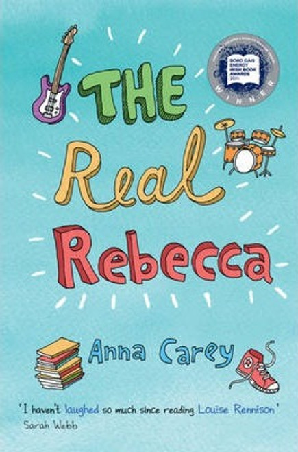Carey, Anna / The Real Rebecca