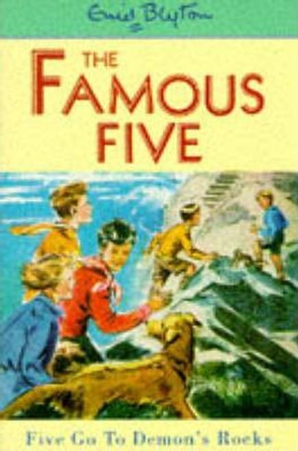 Blyton, Enid / The Famous Five, Five Go To Demon's Rocks