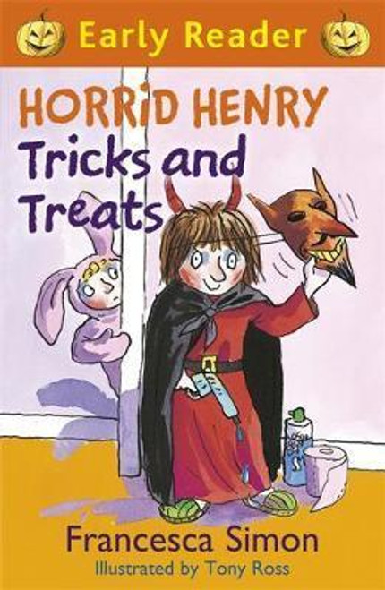 Simon, Francesca / Horrid Henry Tricks and Treats