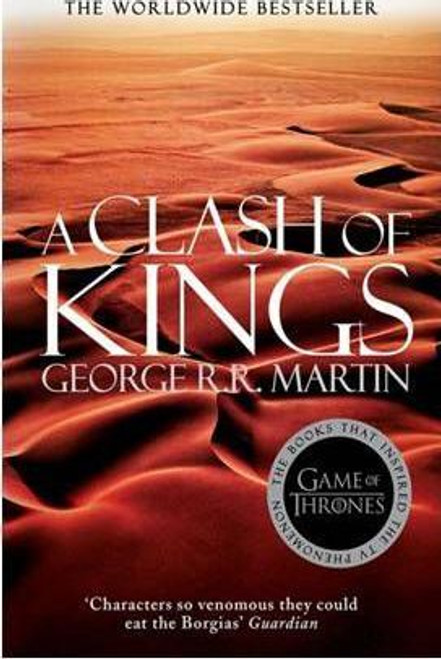 Martin, George R. R. / A Clash of Kings ( A Song of Ice and Fire - Book 2 )