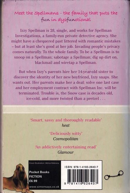 Lutz, Lisa / The Spellman Files