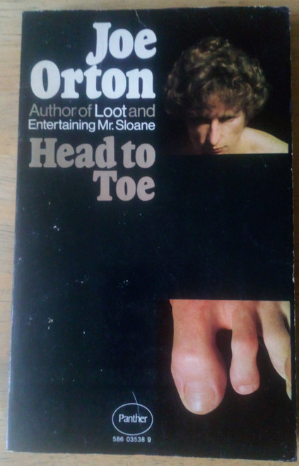 Orton, Joe - Head to Toe - Vintage Panther PB Edition 1971