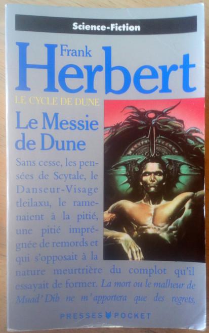 Herbert, Frank - Le Messie de Dune ( FRENCH LANGUAGE PB ED) - En Francais