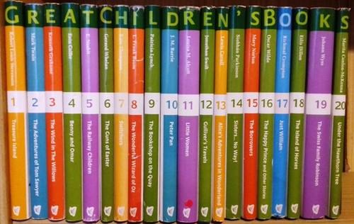 Great Children's Books: (Irish Independent) (Complete 20 Book Set)