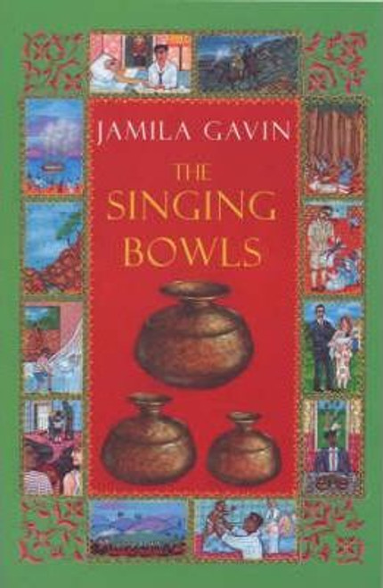 Gavin, Jamila /The Singing Bowls
