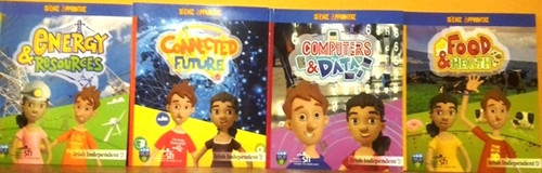 Irish Independent Science Apprentice (4 Book Collection)