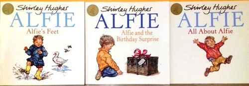 Shirley Hughes: Alfie (10 Book Collection)