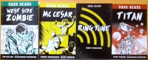 Dark Reads (11 Book Collection)