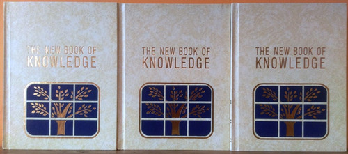The New Book of Knowledge 1979 (Complete 20 Book Encyclopedia Set)