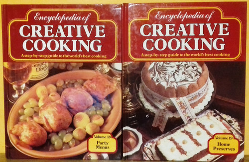 Encyclopedia of Creative Cooking (Incomplete 19 Book Set)
