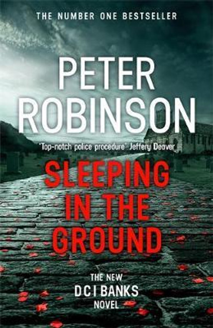Robinson, Peter / Sleeping in the Ground