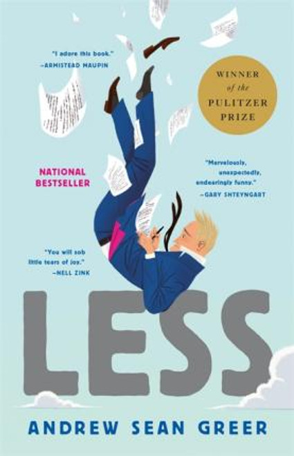 Greer, Andrew Sean / Less - ( Pulitzer Prize Winner )