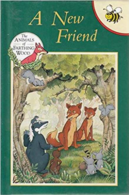 The Animals of Farthing Wood: A New Friend