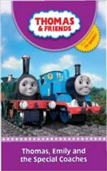 Thomas & Friends: Thomas Emily and the Special Coaches
