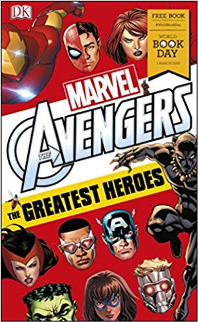 Marvel Avengers The Greatest Heroes