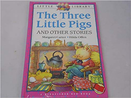 The Three Little Pigs (Little Library)