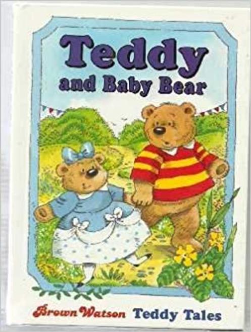 Teddy and Baby Bear