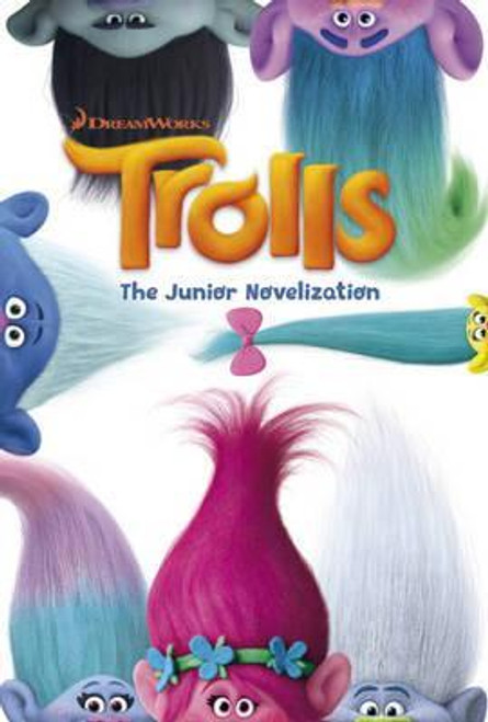 Trolls The Junior Novelization