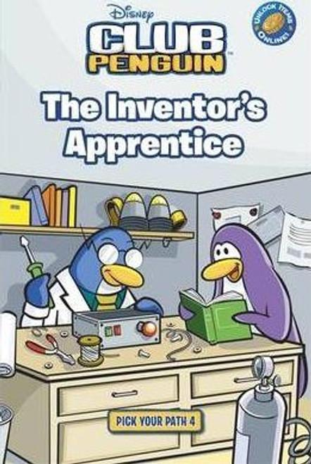 Disney: Club Penguin Pick Your Path 2: The Inventor's Apprentice