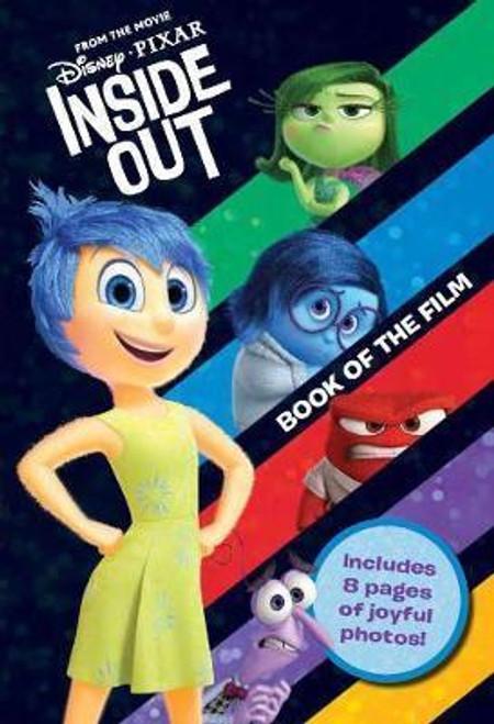 Disney: Disney Pixar Inside Out Book of the Film