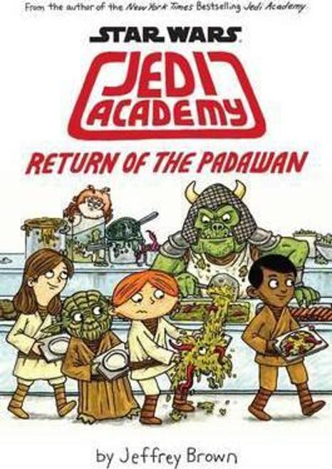 Brown, Jeffrey / Star Wars: Return of the Padawan
