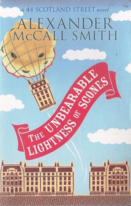McCall Smith, Alexander / The Unbearable Lightness of Scones