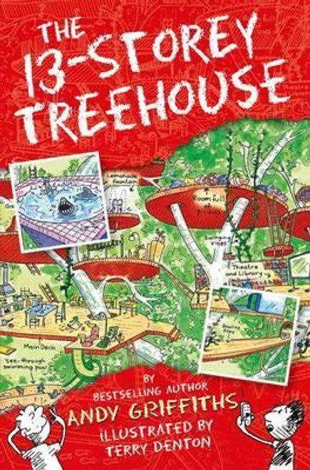 Griffiths, Andy / The 13-Storey Treehouse