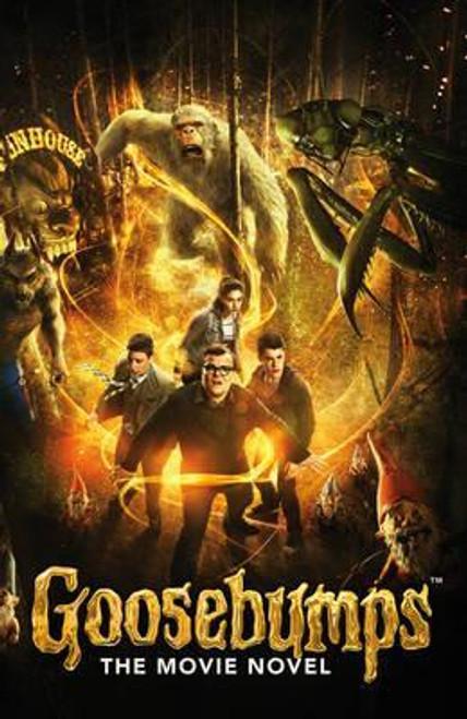 Goosebumps The Movie Novel