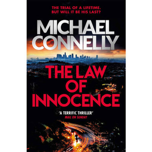 Connelly, Michael - The Law of Innocence - PB - BRAND NEW