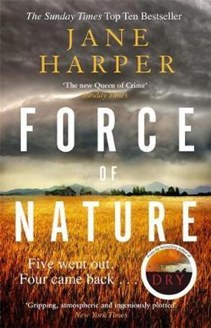 Harper, Jane / Force of Nature