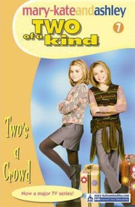 Mary-Kate and Ashley / Two of a kind: Two's a Crowd