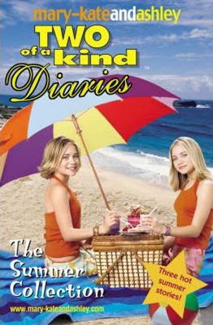 Mary-Kate and Ashley / Two of a kind: The Summer Collection : Bind-Up of Books 23-25
