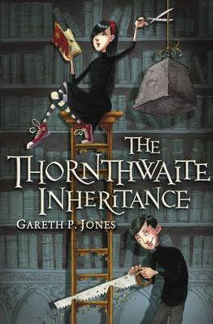 Jones, Gareth P. / The Thornthwaite Inheritance