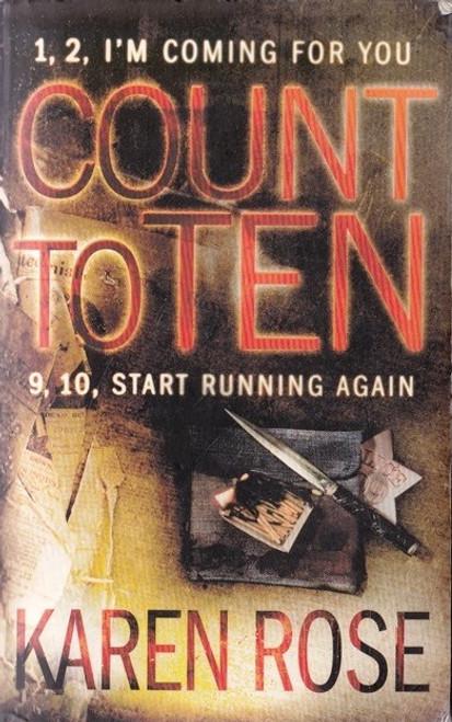 Rose, Karen / Count to Ten