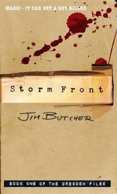 Butcher, Jim / Storm Front