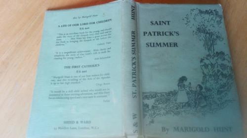 Hunt, Marigold - Saint Patrick's Summer - HB 1959 Vintage Religion for children