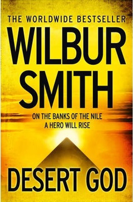 Smith, Wilbur / Desert God
