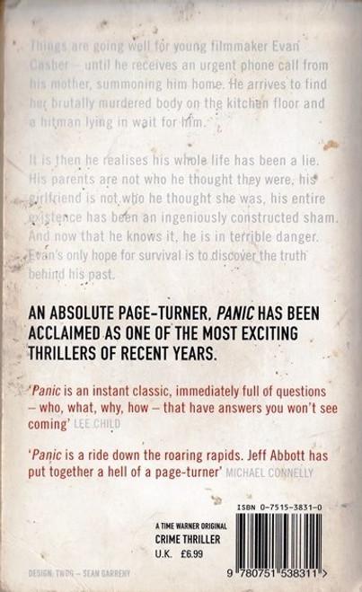 Abbott, Jeff / Panic