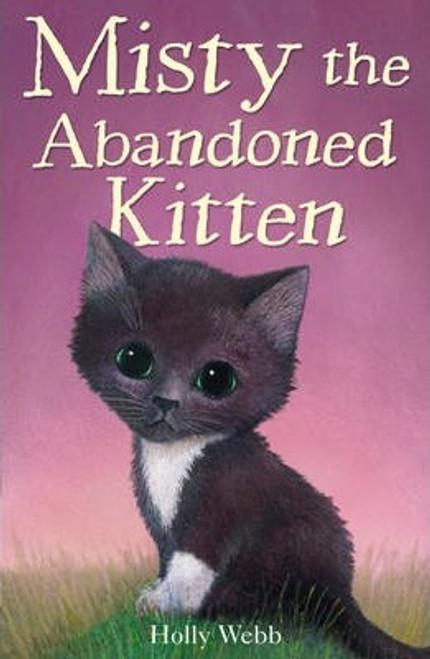 Webb, Holly / Misty the Abandoned Kitten