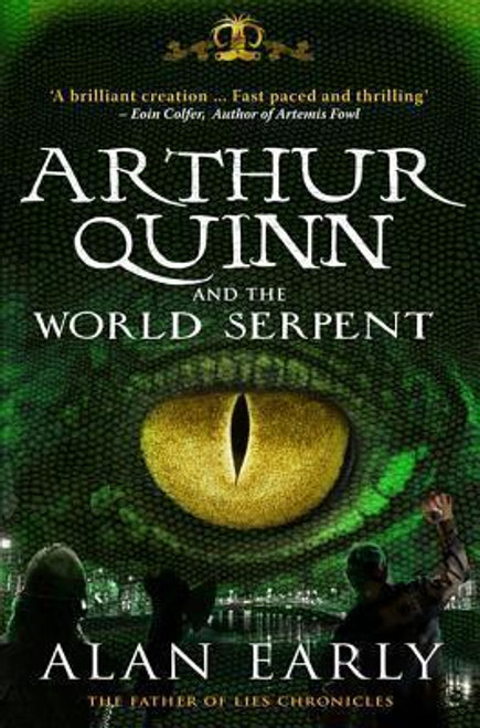 Early, Alan / Arthur Quinn and the World Serpent