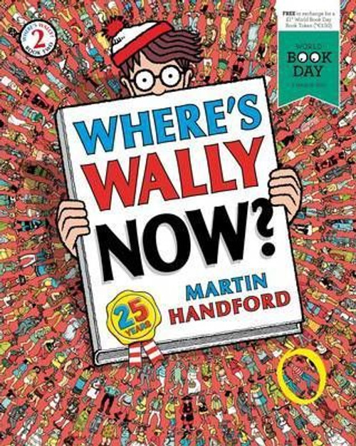 Handford, Martin / Where's Wally Now?