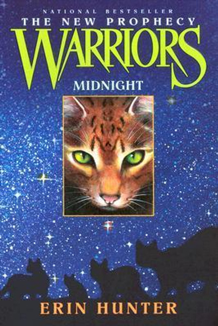 Hunter, Erin / Warriors : The New Prophecy #1: Midnight