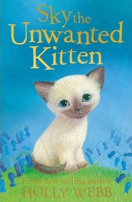 Webb, Holly / Sky the Unwanted Kitten
