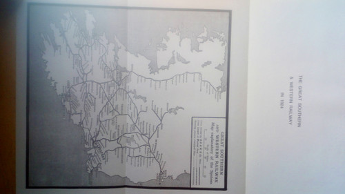 Murray, K. A & McNeill, D.B - The Great Southern & Western Railway - Hb 1st Ed 1976 - Irish Transport