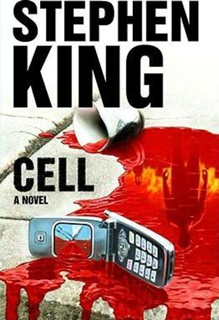 King, Stephen / Cell (Large Hardback)